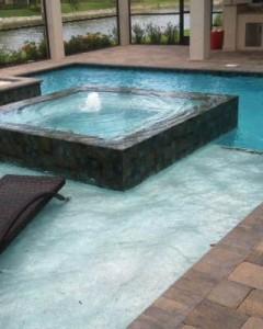 Raised Spa Pools