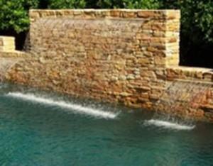 Linear Waterfall