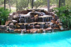 Picture service contemporary pools
