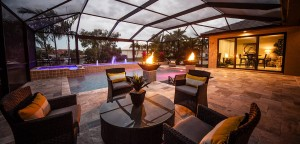 Fire Water Features Pools in Southwest Florida