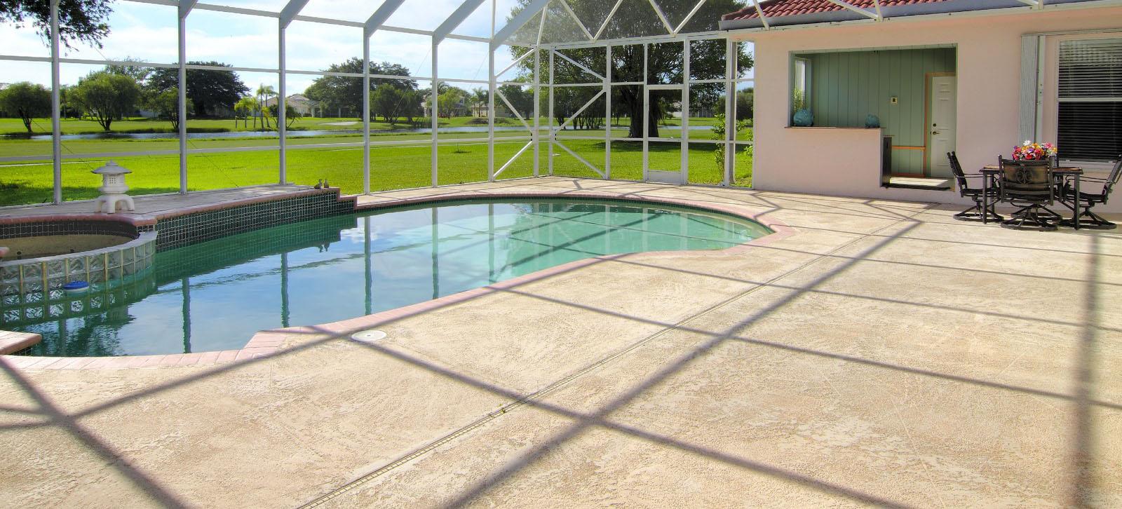 Pool Coping Paver