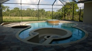Raised Spa Pools in South West Florida