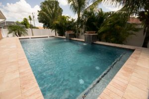 Pools with Water Bowl