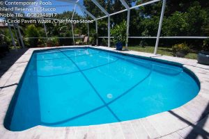 Interior Finishes Contemporary Pools