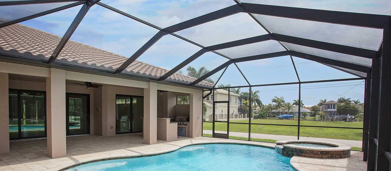 Pool Screen Enclosure Contractor Southwest Florida Pool